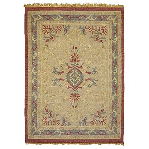 Better & Best 0565144 - Alfombra dhurry, 170 x 240 cm, color india beige