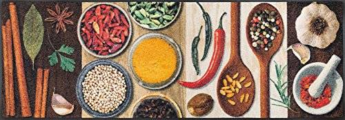 Wash+Dry wash + dry - Alfombra Hot Spices 60x180, Colorido