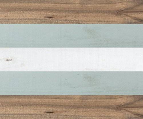 Decowood Cabecero Ardennes Forest, Madera, Blanco, Individual, 90 x 80 x 3 cm