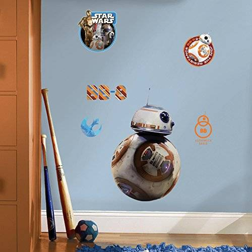 RoomMates ROOM - Star Wars EP VII BB-8 Gigante