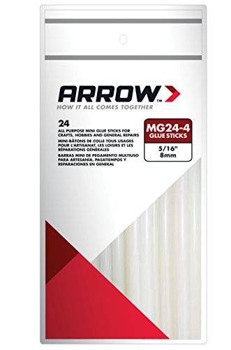 Arrow ARRMG24 - Pegamento termofusible   (tamaño: 24)