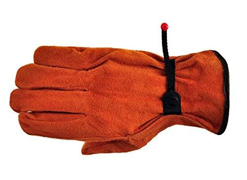 Desconocido G & F 6053XL-3 Split Cowhide Leather Gloves with Ball & Tape, Straight Thumb, X-Large, 3-Pair