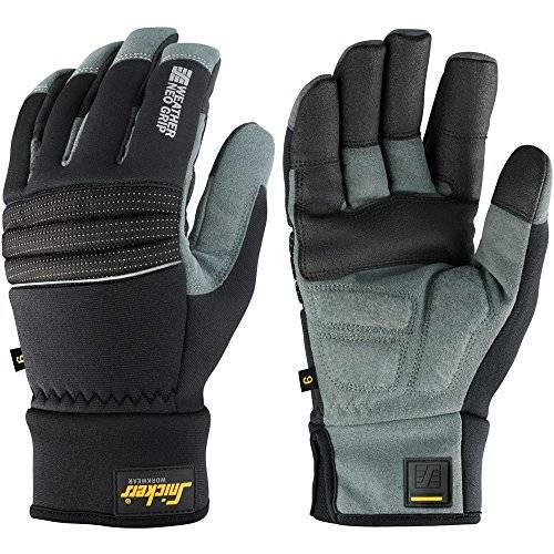 Snickers 95800448010 - Guantes weather neo grip talla 10