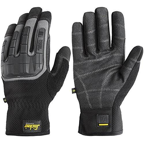 Snickers 95840448010 - Guantes power tufgrip talla 10