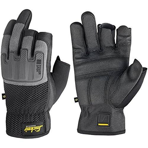 Snickers 95860448008 - Guantes power core open talla 8