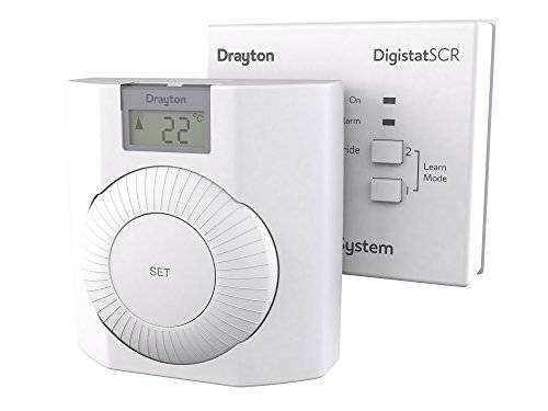 Drayton RF601 - Digistat Plus Rf Habitación Wireless Termostato
