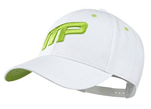 Musclepharm MPHAT459 - MUSCLEPHARM BASEBALL CAP - ONE SIZE - WHITE - Snap Back Baseball Cap - Blanco, Un Tamaño