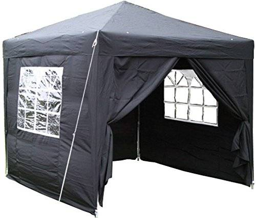 AirWave PSAMTB - Gazebo, color negro