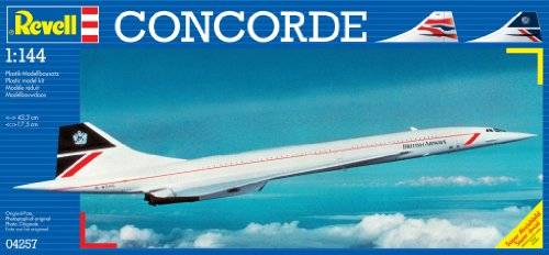 Revell - Concorde B.A. / A.F.