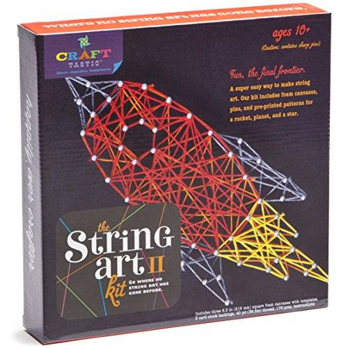 Ann Williams Group, LLC Craft-tastic String Art II Kit by Craft-tastic