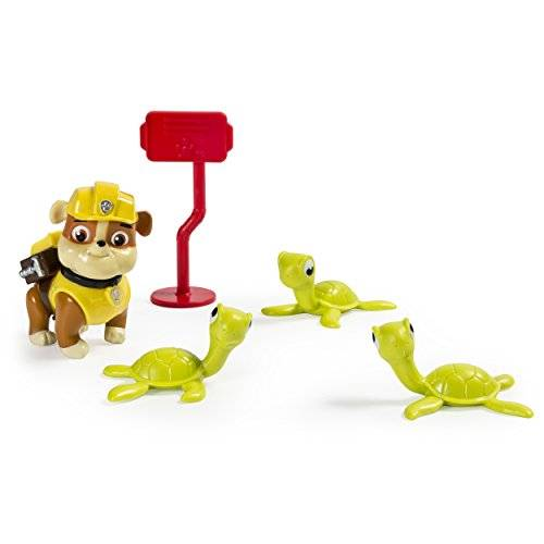 Spin Master Paw Patrol Rubble and Sea Turtles Rescue Set