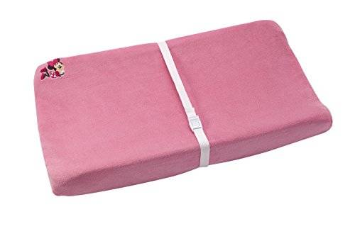 Disney Minnie Changing Table Cover, Pink by Disney