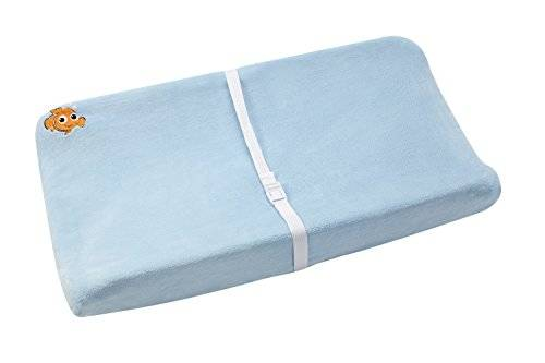 Disney Nemo Changing Table Cover, Turquoise by Disney Baby