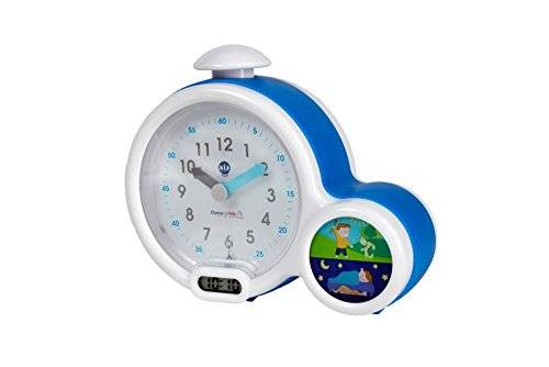 Claessens Kids - Kid Sleep reloj despertador, color azul (5330010)