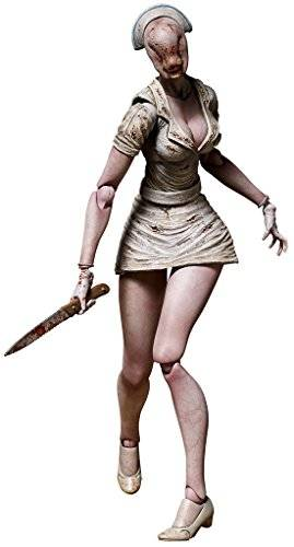 Good Smile Silent Hill 2: Bubble Head Nurse Figma Action Figure