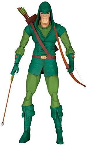 DC Comics DC Icons Green Arrow Longbow Hunters Action Figure