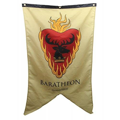 Calhoun Game Of Thrones Baratheon Family Bandera