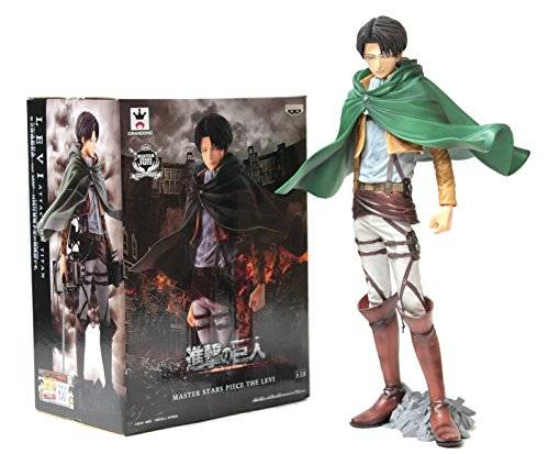 Banpresto Attack on Titan Master Stars Piece 49088 9.5