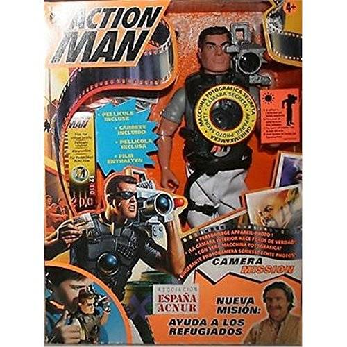 Hasbro ACTION MAN CAMERA MISSION
