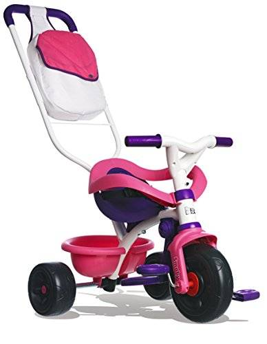 Smoby Be Move Confort - Triciclo, color rosa (444245)