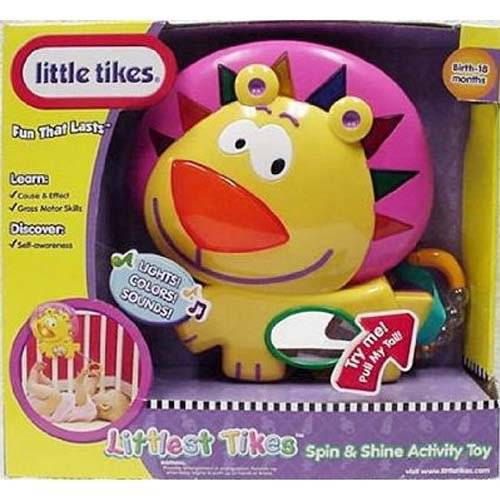 Little Tikes Littlest Tikes Spin and Shine Activity Toy by Little Tikes