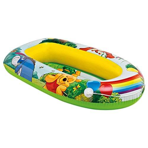 Intex - Barca inflable Winnie the Pooh