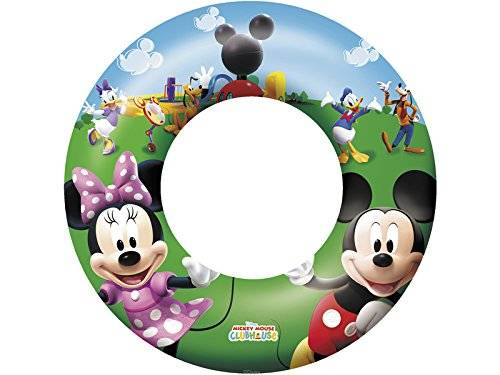 Bestway Flotador Hinchable Mickey Mouse Clubhouse 56 Cm 91004B