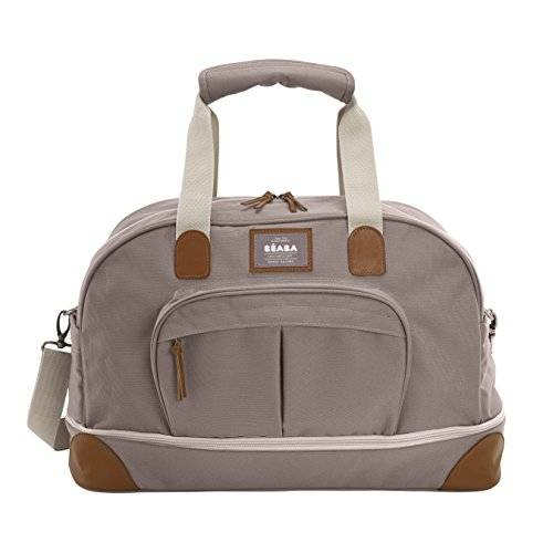 Béaba Smart Colors Sac Amsterdam II Taupe