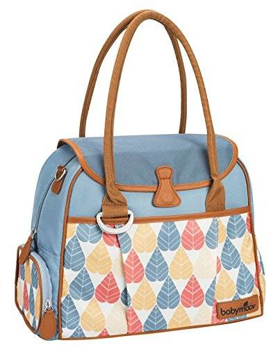 Babymoov Style A043565 - Bolso maternal, color beige