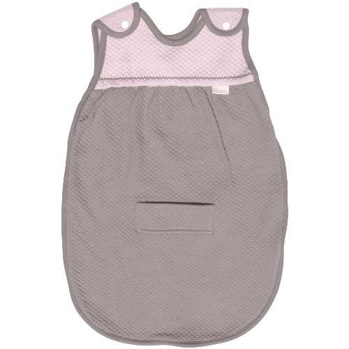 Red Castle Saco ligera 0.5 Tog, disponible en gris Taupe & Rose Talla:0 a 6 meses