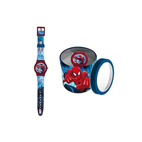 Marvel Comics Spiderman - SPIDERMAN RELOJ ANALOGICO