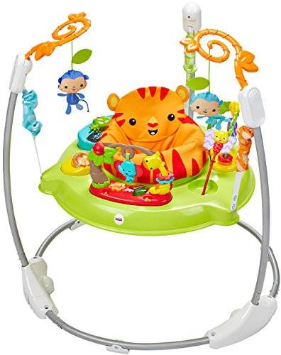 Fisher-Price Roarin' Rainforest Jumperoo by Fisher-Price