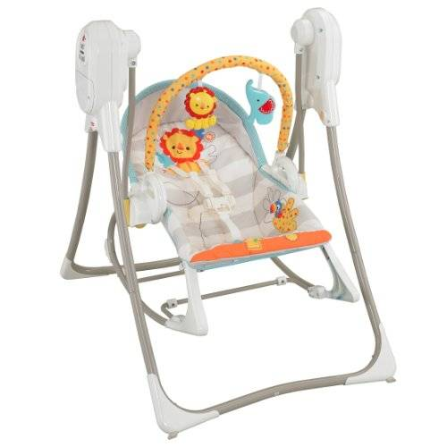Fisher-Price Columpio 3-en-1 'n Rocker