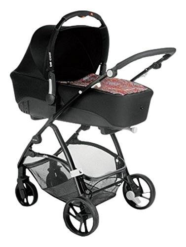 BeCool Be Cool Slide-3 Cocoon - Silla de paseo, diseño Ethnic 636