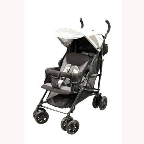 Looping DS301 - Silla de paseo doble oslo black emotion
