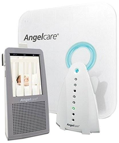Angelcare AC1100 Monitor de Vídeo Digital, Movimiento & Sonido