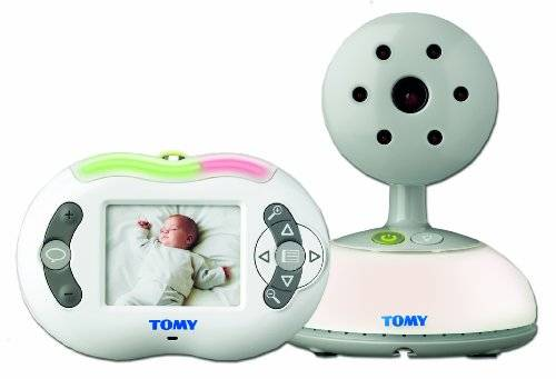 The First Years Tomy The First Years TFV600 - Vigilabebés con vídeo