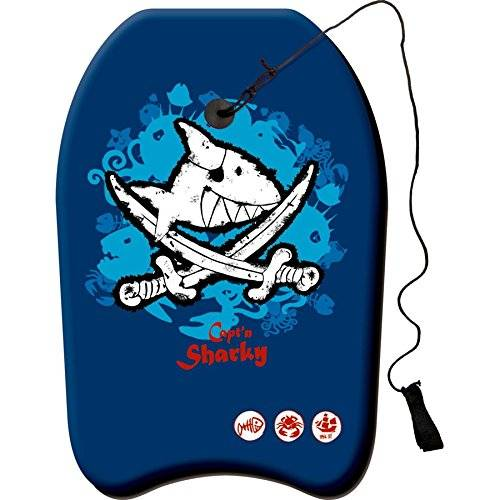 Capt'n Sharky Tabla de BodyBoard del Capitan Sharky
