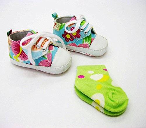 Little Jems Zapatos y calcetines Set multicolor Talla:18 (9-12 months)