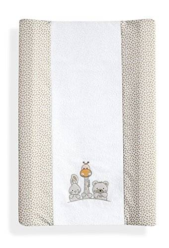 Interbaby 91559-02 Basic Friends - Colchón de esponja para bebés, color beige