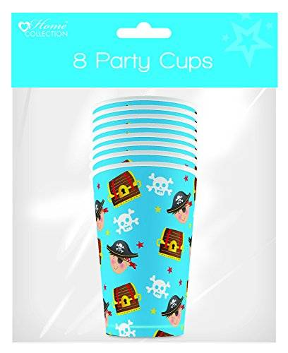 Home Collection Pirate Party Children's Happy Birthday Party Supplies Set