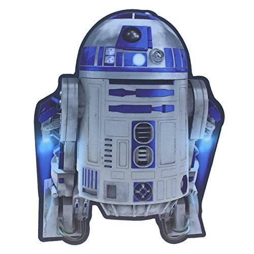 Star Wars - Material escolar (ABYstyle ABYACC071) - Alfombrilla Star Wars R2-D2
