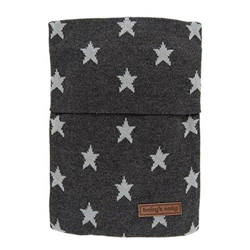 babyŽs only Baby?S Only Agua Caliente Funda 'zensy' 25X 15Cm Star grisáceo/gris