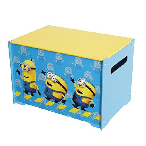 Hello Home Minions 474DEP - Juguetero, color azul