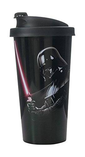 Lego Star Wars - Vaso antigoteo con diseño Darth Vader (#30400001)