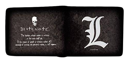 ABYstyle CARTERA DEATH NOTE L VINYL