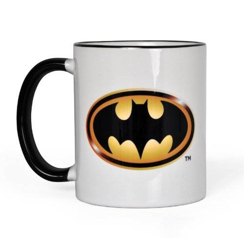 Elbenwald Batman - Taza logotipo retro