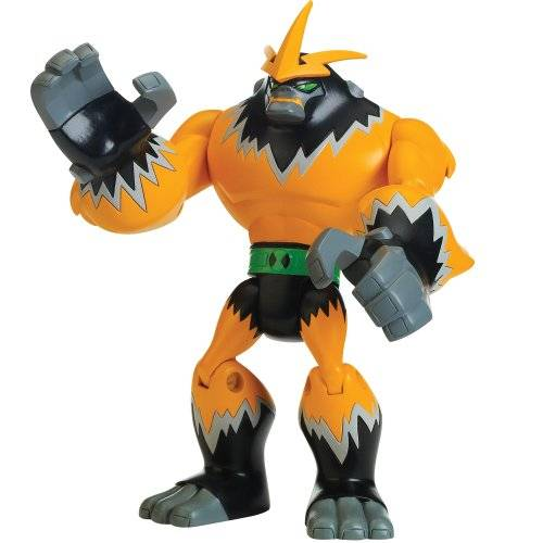 Ben 10 Bandai Ben 10 Omniverse Alien Collection Shocksquatch - Figura (10 cm)