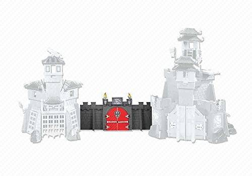 Playmobil Wall Extension For Asian Dragon Castles