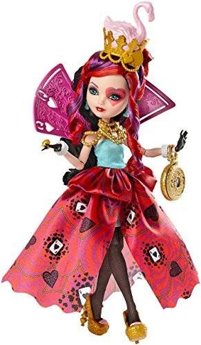 Ever After High Lizzie Hearts Dol